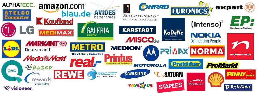 Alle dargestellten Fremd- und eigene Logos, Bilder und Grafiken, sind Eigentum der entsprechenden Firmen und unterliegen dem Copyright der entsprechenden Lizenzgeber.